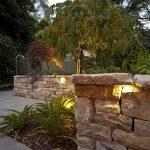 Stone Wall Lighting